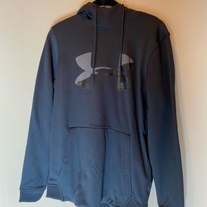 Under Armour Black Sweatshirt new with tags